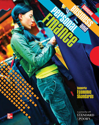 Business and Personal Finance, Spanish StudentWorks Online, 1 year subscription