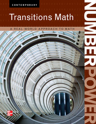 Number Power: Transition Math