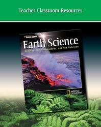 Glencoe Earth Science: Geology, the Environment, and the Universe, Teacher Classroom Resources