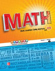 Glencoe Math, Course 1, Student Edition, Volume 2