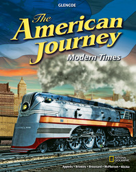 The American Journey: Modern Times, Online Teacher Edition with Resources, 1-Year Subscription