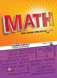 Glencoe Math, Course 3, Student Edition, Volume 2
