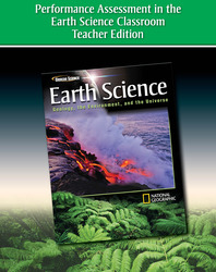 Glencoe Earth Science: Geology, the Environment, and the Universe, Performance Assessment in the Earth Science Classroom TE