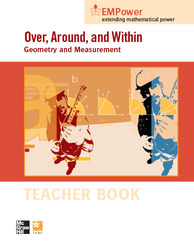 EMPower Math, Over, Around, and Within: Geometry and Measurement, Teacher Edition