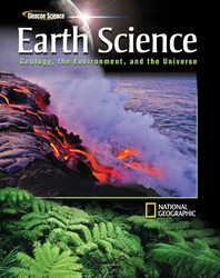 Glencoe Earth Science: Geology, the Environment, and the Universe, Digit & Print Student Bundle, 1-year Subscription
