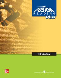 Fusion Reading Plus, Book 1