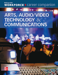 Career Companion: Art, Audio/Video Technology, and Communications Value Pack (10 copies)