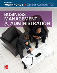 Career Companion: Business Management and Administration Value Pack (10 copies)
