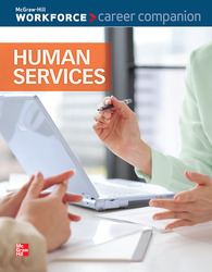 Career Companion: Human Services Value Pack (10 copies)