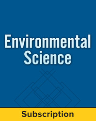 Enger, Environmental Science: A Study of Interrelationships © 2013 13e, eBook, 6-year subscription