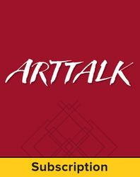 ArtTalk, Up to 200/year Student Access, 6-year subscription
