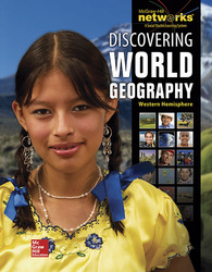 Discovering World Geography, Western Hemisphere, Reading Essentials and Study Guide, Answer Key