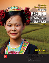 Discovering World Geography, Spanish Reading Essentials and Study Guide, Answer Key