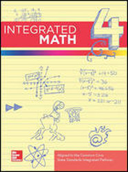 Integrated Math, Course 4, Student Edition