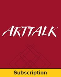 ArtTalk, Teacher Access, 1-year subscription