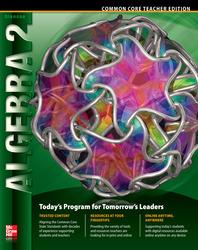 Algebra 2, Teacher Edition
