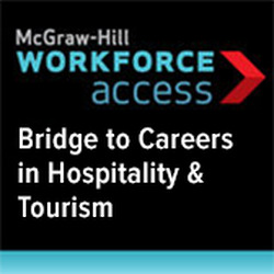 Bridge to Careers in Hospitality & Tourism, 1 year subscription