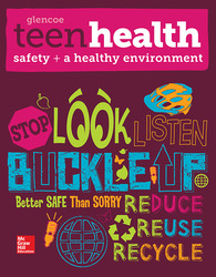 Teen Health, Safety and a Healthy Environment