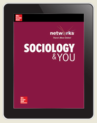 Sociology & You, Student Learning Center, 6-year subscription
