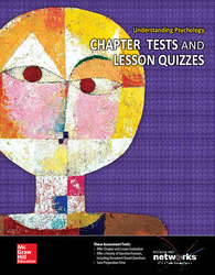 Understanding Psychology, Chapter Tests and Lesson Quizzes