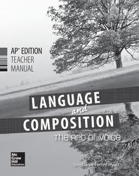Muller, English Language & Composition, 2014, 1e, Teacher Manual