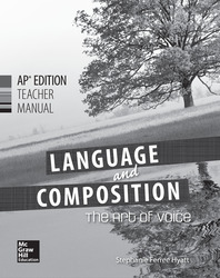 Muller, English Language & Composition © 2014, 1e, Teacher Manual