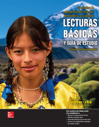 Discovering World Geography, Western Hemisphere, Spanish Reading Essentials and Study Guide, Answer Key