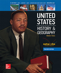United States History and Geography: Modern Times, Teacher Edition