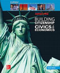 Building Citizenship: Civics and Economics, Teacher Edition