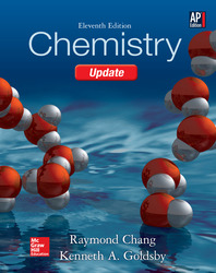 Chang, Updated Chemistry © 2014 11e, eBook, 1-year subscription