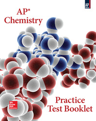 Chang, Update Chemistry © 2014 11e, AP Chemistry Practice Test Book