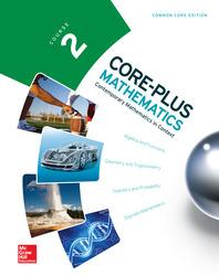 Core Plus Mathematics, Course 2, Student Edition