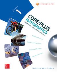 Core-Plus Mathematics, Course 1, Teacher Guide, Volume A