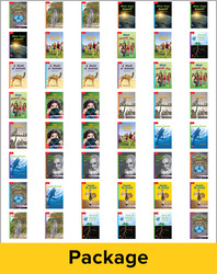 Inspire Science Grade 1, Leveled Reader Class Set, 1 Each of 48 Books