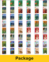 Inspire Science Grade 2, Leveled Reader Class Set, 1 Each of 48 Books