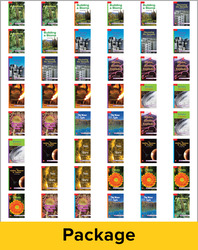 Inspire Science Grade 5, Leveled Reader Library, 6 Each of 48 Books