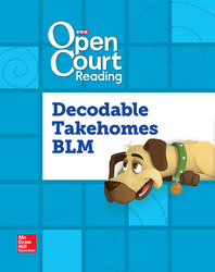 Open Court Reading, Core Decodable Takehome Stories Blackline Master, Grade 3