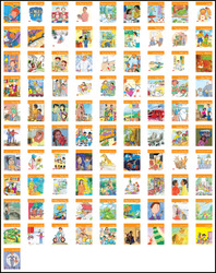 Open Court Reading Practice Decodable Classroom Set Grade 1 (6 each of 91 titles)