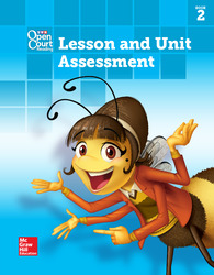 Open Court Reading Lesson and Unit Assessment, Book 2, Grade 3