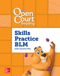 Open Court Reading Foundational Skills Kit, Practice Annotated Teacher Edition/ Blackline Master, Grade 1