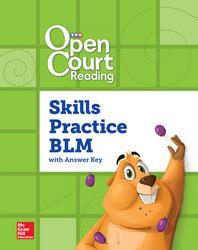 Open Court Reading Foundational Skills Kit, Skills Practice Blackline Master, Grade 2