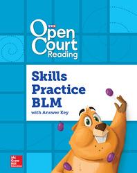 Open Court Reading Foundational Skills Kit, Skills Practice Annotated Teacher Edition/Blackline Master, Grade 3