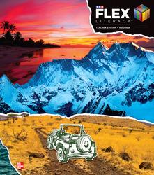 FLEX Literacy Teacher's Edition, Volume B, Elementary