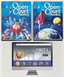 Open Court Reading Grade 3 Student Digital and Print Standard Package, 6 year subscription