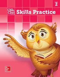 Open Court Reading Skills Practice Workbook, Book 2, Grade K