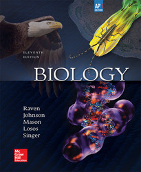 Raven, Biology © 2017, 11e (AP Edition) Student Edition