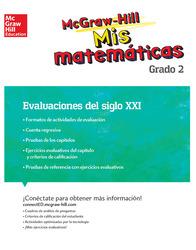 MH My Math 21st Century Assessment Grade 2 Spanish