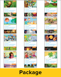 Inspire Science Grade 1, Spanish Paired Read Aloud Class Set, 1 Each of 12 Books (2 titles, 6 modules, 1 copy)