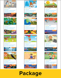 Inspire Science Grade 2, Spanish Paired Read Aloud Class Set, 1 Each of 12 Books (2 titles, 6 modules, 1 copy)