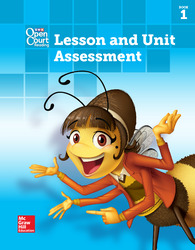 Open Court Reading Lesson and Unit Assessment, Book 1, Grade 3